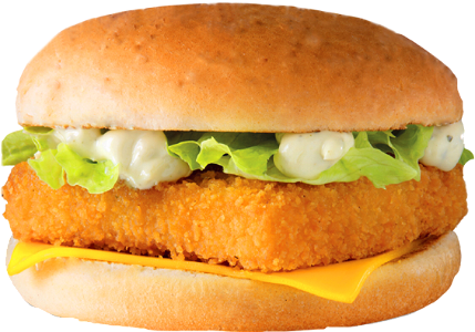 Foto Fish Filet burger